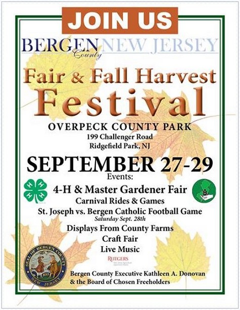 Bergen County Fair and Fall Harvest Festival
